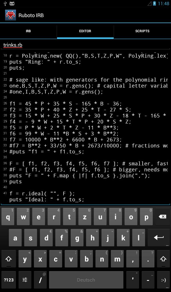 Java Algebra System (JAS)